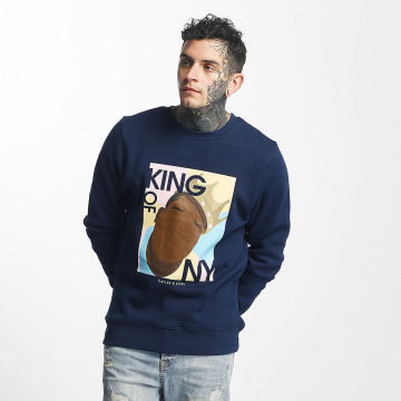 Cayler & Sons Pullover WL A Dream blau