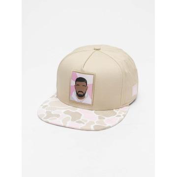 Cayler & Sons Snapback Cap Real Good beige