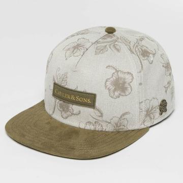 Cayler & Sons Snapback Cap CL Vibin' beige