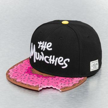 Cayler & Sons Snapback Cap Munchies black