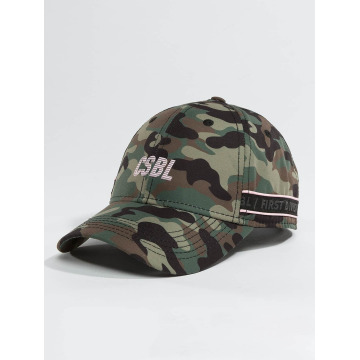 Cayler & Sons Snapback Cap CSBL First Division Curved camouflage