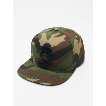 Cayler & Sons snapback cap PA Icon camouflage