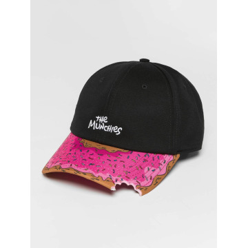 Cayler & Sons Snapback Cap WL Munchies schwarz