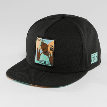 Cayler & Sons snapback cap WL Me Rollin' zwart