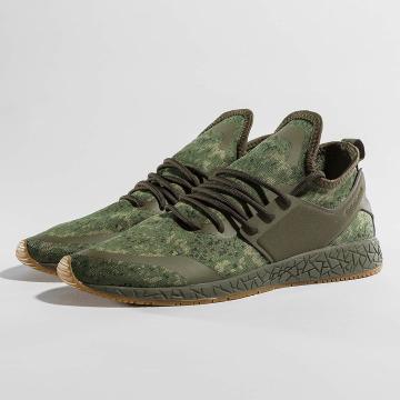 Cayler & Sons sneaker Kaicho Mid olijfgroen