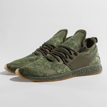 Cayler & Sons Sneakers Kaicho Mid oliv