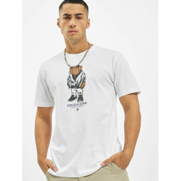Cayler & Sons T-shirt WL Purple Swag bianco