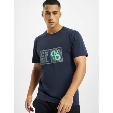 Cayler & Sons T-Shirt CSBL Decennivm bleu