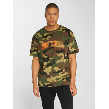 Cayler & Sons T-shirt CSBL Patched Oversized mimetico