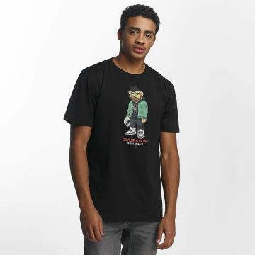 Cayler & Sons t-shirt Siggi Sports zwart