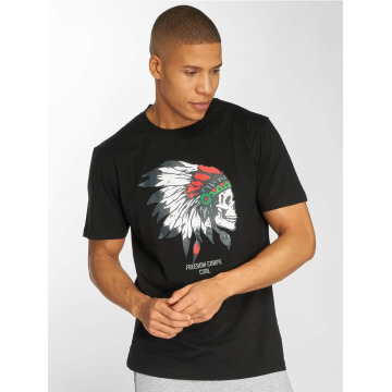 Cayler & Sons t-shirt CSBL Freedom Corps zwart