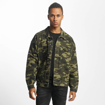 Cayler & Sons Übergangsjacke ALLDD camouflage