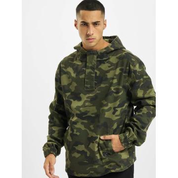 Cayler & Sons Välikausitakit ALLDD Denim Half Zip camouflage