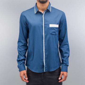 Cazzy Clang Camicia Quinn II blu