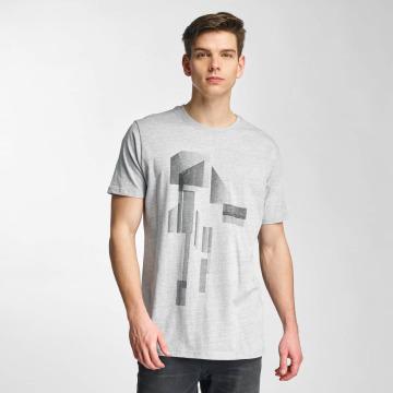 Cazzy Clang Camiseta Boulder gris