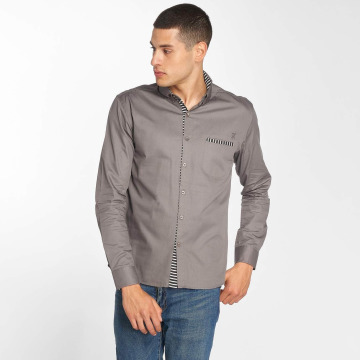 Cazzy Clang Chemise Delian gris