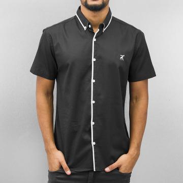 Cazzy Clang Hemd Short Sleeves schwarz