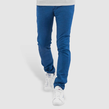 Cazzy Clang Jeans slim fit Dye blu