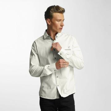 Cazzy Clang Košile Squares bílý