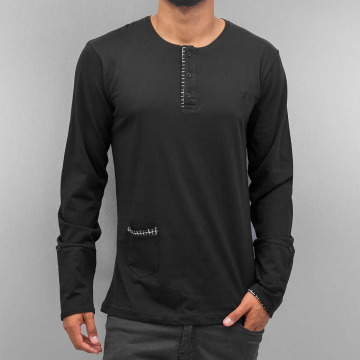 Cazzy Clang Longsleeves Square czarny