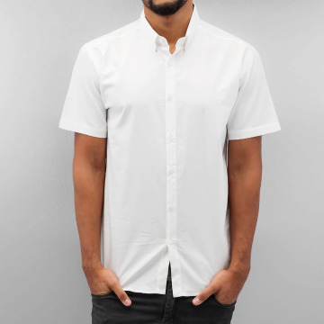 Cazzy Clang overhemd Short Sleeves II wit