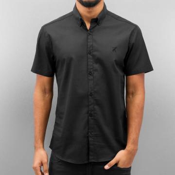 Cazzy Clang overhemd Short Sleeves II zwart