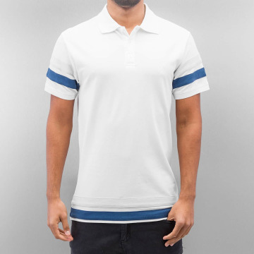 Cazzy Clang Poloshirt Migge weiß