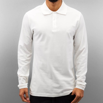 Cazzy Clang Poloshirt Classic LS white