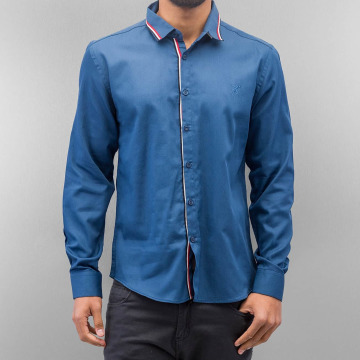 Cazzy Clang Skjorte Renjo blå