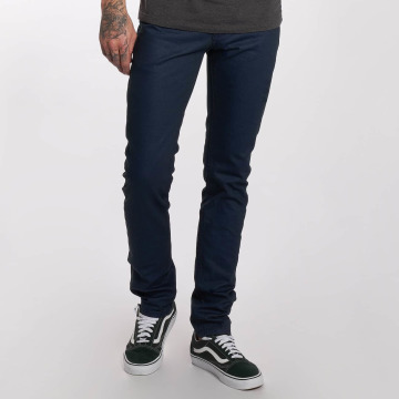Cazzy Clang Slim Fit Jeans Tone blau