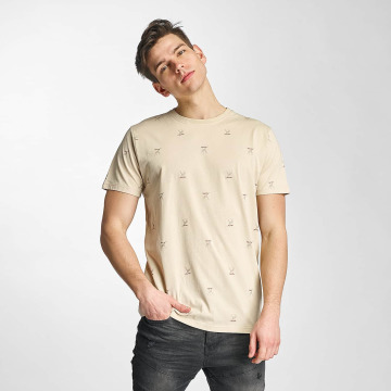 Cazzy Clang T-shirt Saint Barth beige