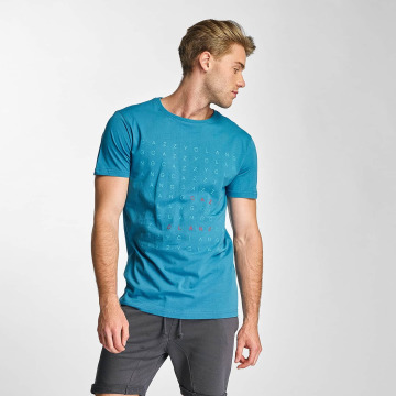 Cazzy Clang T-Shirt Madison blau