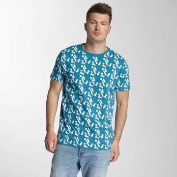 Cazzy Clang T-Shirt Capri blau
