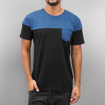 Cazzy Clang T-Shirt Breast Pocket noir