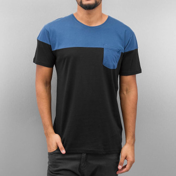 Cazzy Clang T-Shirt Breast Pocket schwarz