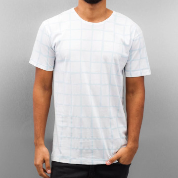 Cazzy Clang T-Shirt Checked III white