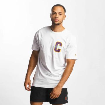CHABOS IIVII Camiseta College blanco