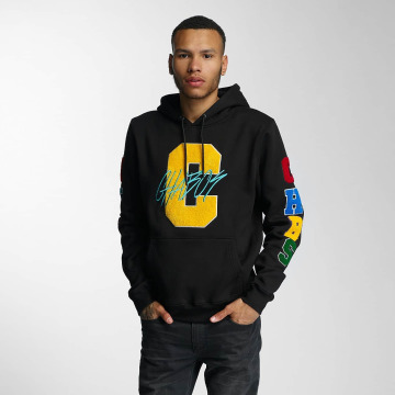 CHABOS IIVII Hoody College zwart