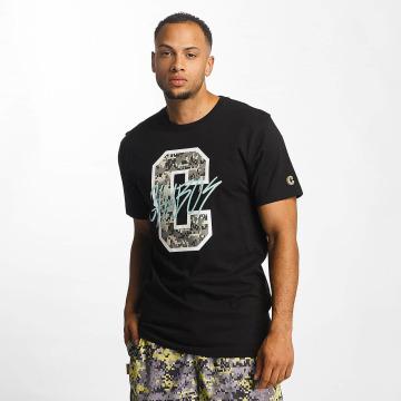 CHABOS IIVII T-Shirt C schwarz