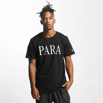 CHABOS IIVII t-shirt Para zwart