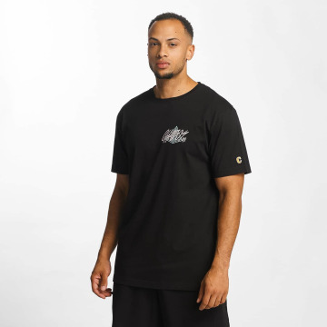 CHABOS IIVII T-Shirty Pyramid czarny