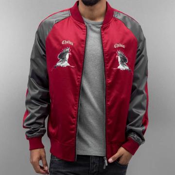 CHABOS IIVII Transitional Jackets Kick Push Souvenir grå