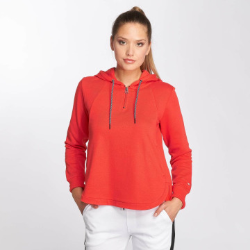 Champion Athletics Hoodie Apparel röd