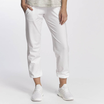 Champion Athletics Pantalone ginnico Cuffed Sweatpants bianco
