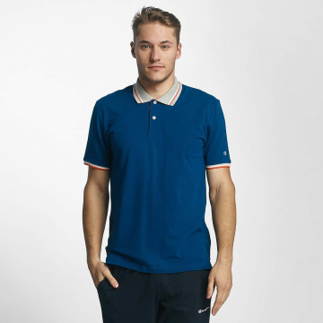 Champion Athletics Polo Basic bleu