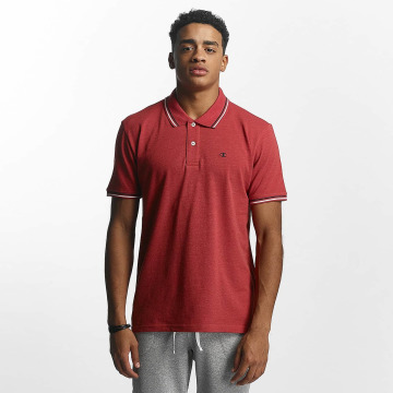 Champion Athletics Polo Metropolitan rouge