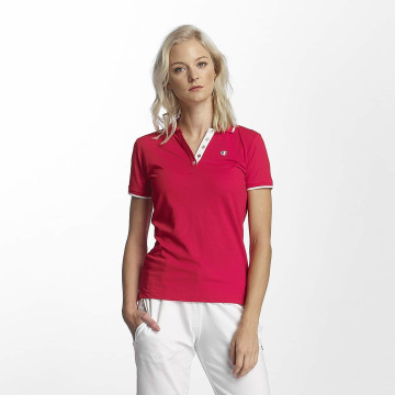 Champion Athletics Polo Monaco rouge