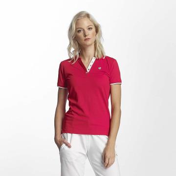 Champion Athletics Poloshirts Monaco rød
