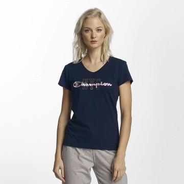 Champion Athletics T-shirt NYC blu