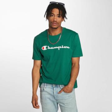 Champion Athletics T-Shirt Crew Neck green